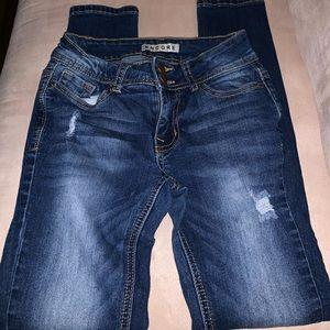 Encore jeans size 0